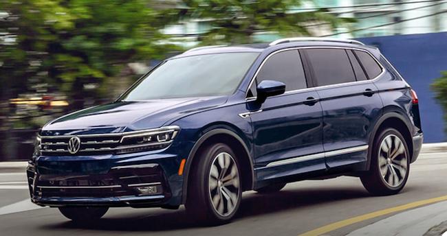 2021 Volkswagen Tiguan Trim Comparison   Phoenix Area VW
